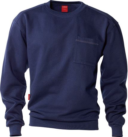 Sweatshirt 7394 SM 1 Kansas  Large