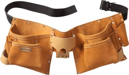 Snikki tool belt 9321 LTHR Fristads Medium