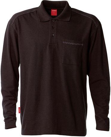 Poloshirt Langarm 7393 PM 3 Kansas  Large
