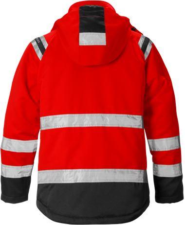 High vis winter jacket woman class 3 4143 PP 2 Fristads  Large