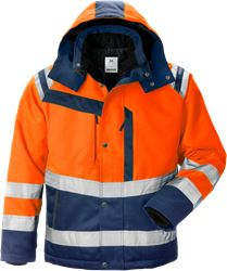 High vis talvitakki lk 3 4043 PP Fristads Medium