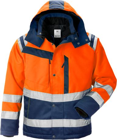 High Vis Winterjacke Kl. 3 4043 PP 1 Fristads  Large