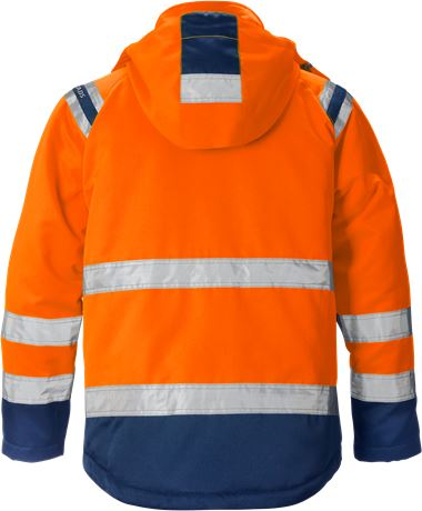 High Vis Winterjacke Kl. 3 4043 PP 2 Fristads  Large