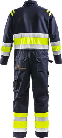 Flamestat high vis coverall cl 1 8174 ATHS 2 Fristads  Large