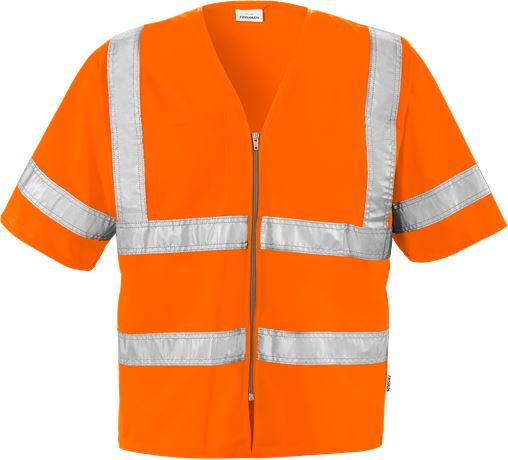 High Vis Weste Kl. 3 500 NV 1 Fristads