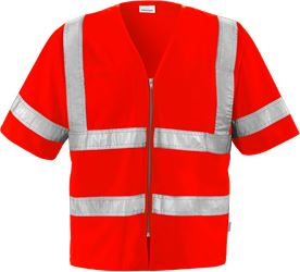 High Vis Weste Kl. 3 500 NV Fristads Medium