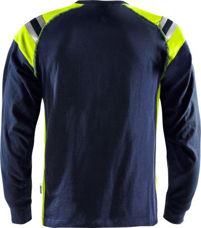 Flamestat langærmet T-shirt 7072 2 Fristads  Large