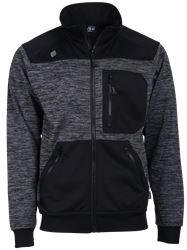 Sweatjacke Melange Leijona Medium