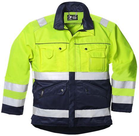 Jacket HiVis 1.0 class 3 1 Leijona  Large