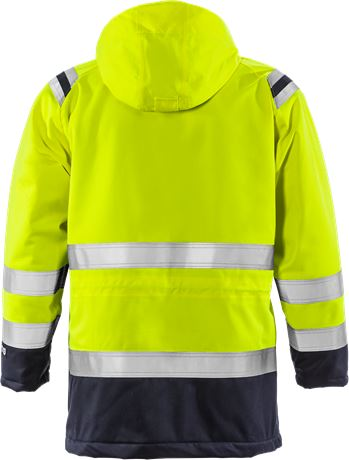 Flamestat high vis Airtech® winter parka class 3 4086 ATHR 2 Fristads  Large
