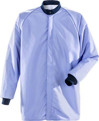 Cleanroom coat 3R129 XA32 2 Fristads  Large