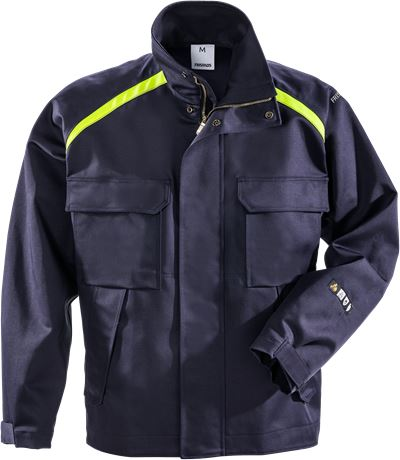 Flame welding jacket 4031 FLAM 1 Fristads  Large