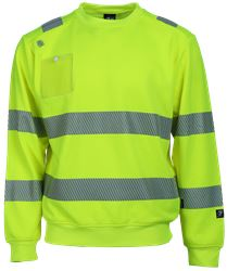 Sweatshirt HiVis Leijona Medium