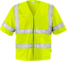 High vis mellény cl 3 500 NV Fristads Medium