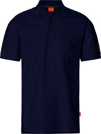Apparel piqué bomulds poloshirt 1 Kansas  Large