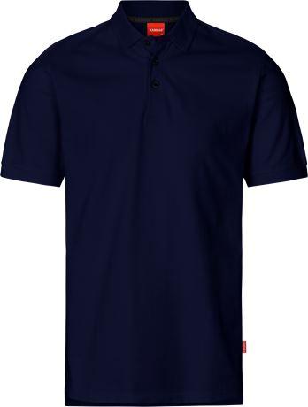 Apparel Piqué Baumwoll-Poloshirt 1 Kansas  Large