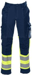 Ladies' Trousers HiVis 3.0 Stretch Leijona Medium