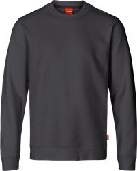 Apparel rundhalset fleece sweatshirt Kansas Medium