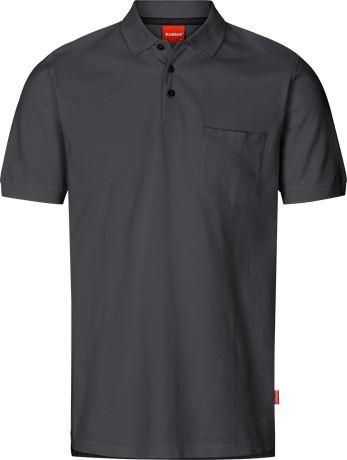Apparel Piqué Poloshirt mit Brusttasche 1 Kansas  Large