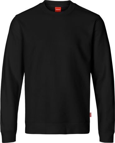 Apparel crewneck fleece sweatshirt 1 Kansas  Large