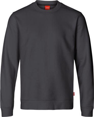 Apparel rundhalset fleece sweatshirt 1 Kansas  Large
