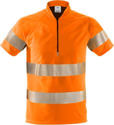 T-Shirt 37.5® High Vis. CL. 3 7117 TCY Fristads Medium