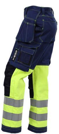 Ladies' tool pocket trousers Multitech 4 Leijona  Large