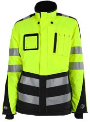 Ladies' winter jacket HiVis 3.0  Leijona Medium