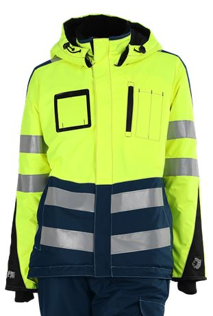 Ladies' Winter Hood HiVis 3.0 4 Leijona  Large