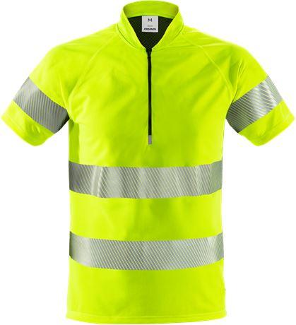 T-shirt 37.5® haute visibilité classe 3 7117 TCY 1 Fristads
