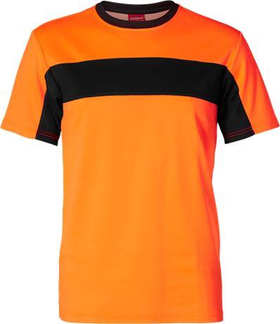 Evolve t-shirt, Hi Vis 1 Kansas  Large