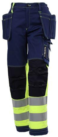 Ladies' tool pocket trousers Multitech 1 Leijona  Large