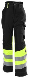 Ladies' Winter Trousers HiVis 3.0 1 Leijona Small
