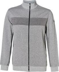 Evolve sweat jacket, Double Face Kansas Medium
