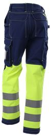 Ladies' Trousers Multitech 2 Leijona Small
