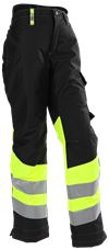Ladies' Winter Trousers HiVis 3.0 4 Leijona Small