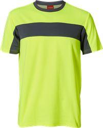 Evolve t-shirt, Hi Vis Kansas Medium