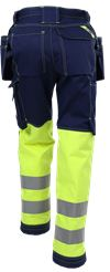 Ladies' tool pocket trousers Multitech 2 Leijona Small