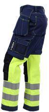 Ladies' tool pocket trousers Multitech 4 Leijona Small