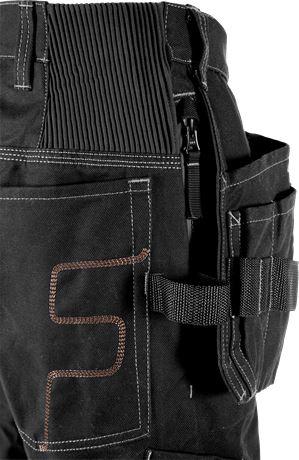 Craftsman stretch shorts 2607 FASG 5 Fristads  Large