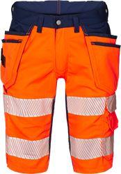 Hi Vis craftsman shorts class 1, Flexforce Kansas Medium