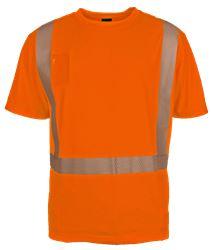 T-paita lyhythihainen HiVis Leijona Medium