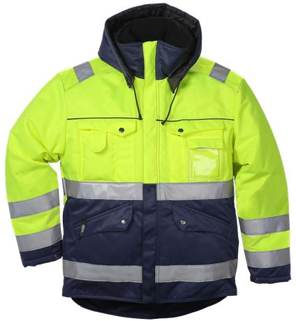 Winter Jacket HiVis 1.0 cl3 1 Leijona