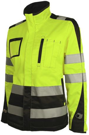 Ladies' Jacket HiVis 3.0 2 Leijona  Large