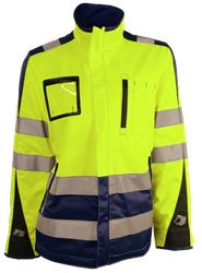 Damenjacke HiVis 3.0 Leijona Medium