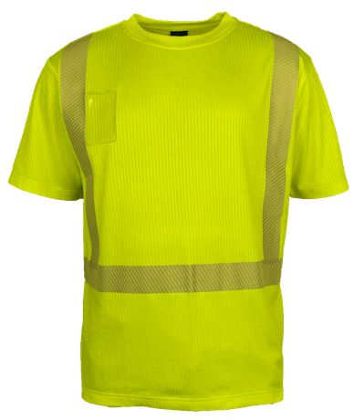 T-shirt Short Sleeves HiVis 1 Leijona