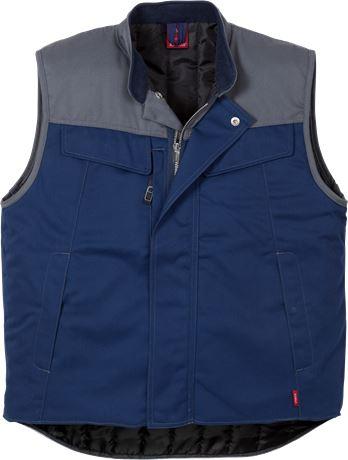 Icon vest  1 Kansas  Large