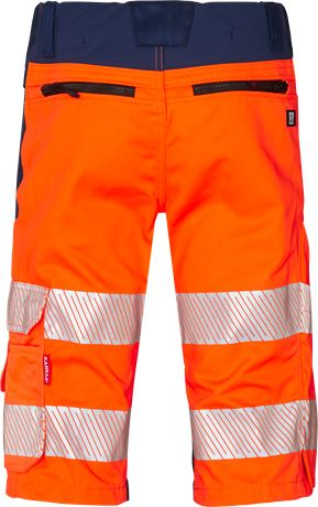 Hi Vis Shorts kl.1, Flexforce 2 Kansas  Large