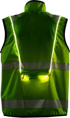 High Vis LED Weste Kl. 2 5012 LPR 4 Fristads  Large