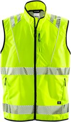 High vis LED waistcoat class 2 5012 LPR Fristads Medium